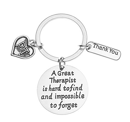 Physical Therapy Keychain - Physical Therapy Jewelry -...