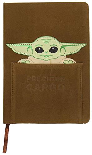 Cerdá Life'S Little Moments Cuaderno A5 Baby Yoda Child The Mandalorian-Licencia Oficial Star Wars, Niños, Multicolor, Estándar