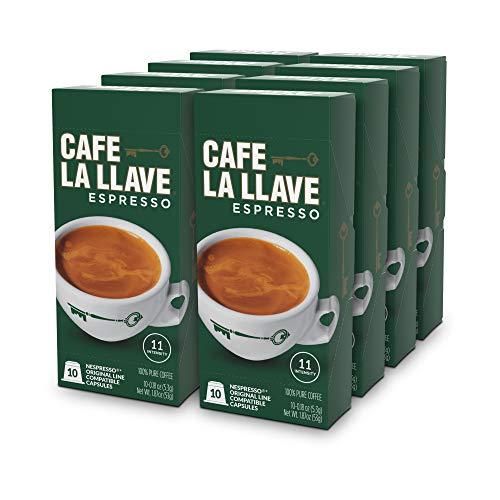 Café La Llave Espresso Capsules