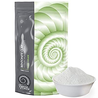 FOOD GRADE BENTONITE CLAY - Enjoy our 100% unrefined, pure sodium bentonite clay powder with no fillers, binders, additives or preservatives. VERSATILE USE - Our bentonite clay makes great pore cleansing clay mask for face and body. It can be also us...
