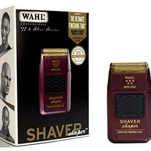 Wahl Professional 5-Star Series Rechargeable Shaver/Shaper #8061-100 - Up to 60 Minutes of Run Time...