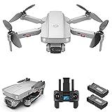 YEEWA HJ188 GPS 4K Dron con cámara Dual con Motor sin escobillas, Dron 5G WiFi FPV con función...