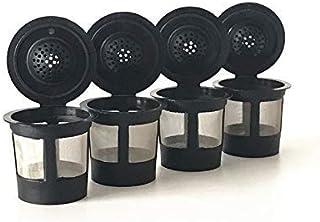 4 Permanent Coffee Filters for Keurig B30, B31, B40, B41, B60, B70, K40, K45, K65, K75...