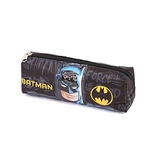 Karactermania Batman Knight-Quadrat Federmppchen Astuccio, 22 cm, Multicolore (Multicolour)
