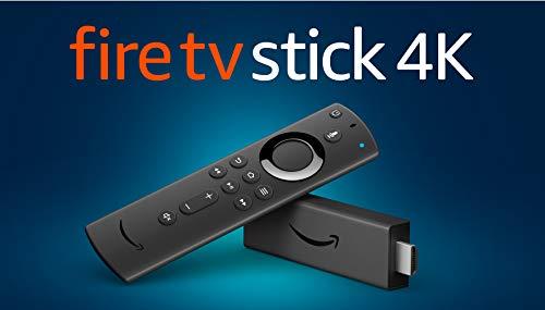 Fire TV Stick 4K Ultra HD con mando por voz Alexa de última...