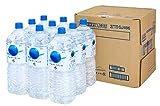 [Amazon限定ブランド] キリン LAKURASHI アルカリイオンの水 PET (2L×9本)
