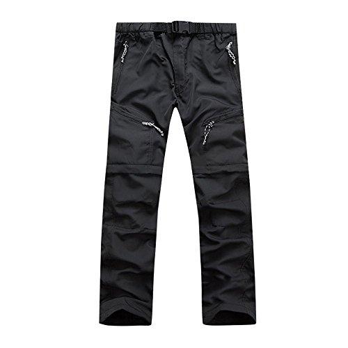 Pantalon Imperméable Détachable Mince d'extérieur à Séchage Rapide...