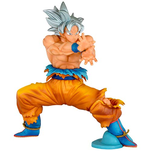 Action Figure Dragon Ball Super Ultra Instinto Superior Goku Banpresto Multicores