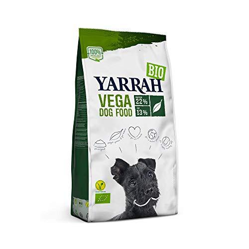 YARRAH Comida Seca orgánica para Perros Vega – Sabrosa Vegetariana...