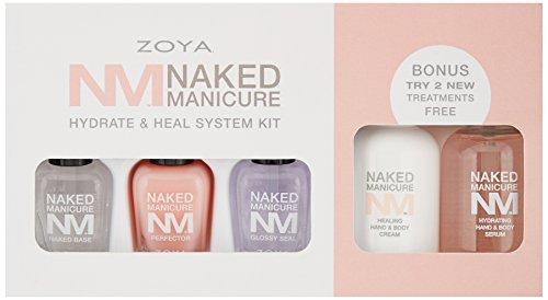 Zoya Naked Manicure Hydrate & Heal Kit 2