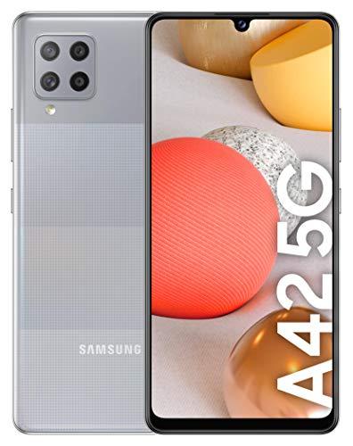 SAMSUNG Galaxy A42 5G, Smartphone Android Libre de 6.6' HD+, 4G...
