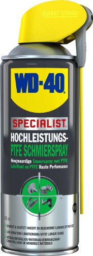 WD-40 Specialist 49336 Specialist PTFE Schmierspray 400ml Smart Straw