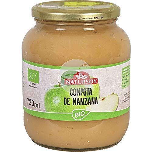 COMPOTA DE MANZANA 720gr.