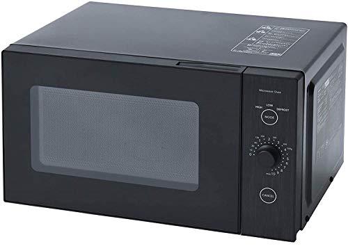 [山善] 電子レンジ 18L フラットテーブル ヘルツフリー 全国対応 ブラック YRL-F180(B) [メーカー保証1年]