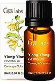 Aceite esencial de ylang ylang: resplandor nutritivo para una limpieza profunda y segura (10 ml):...