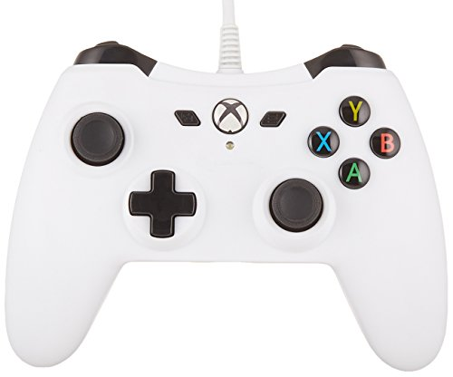 AmazonBasics Xbox One Wired Controller - 9.8 Foot USB Cable,...