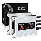 DZG HID Xenon Headlight Ballasts 35W Alternate Current AC Universal Fit, 2 Pack