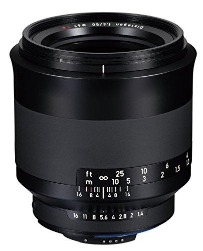 Carl Zeiss 単焦点レンズ MILVUS 1.4/50 ZF.2 ブラック 823051