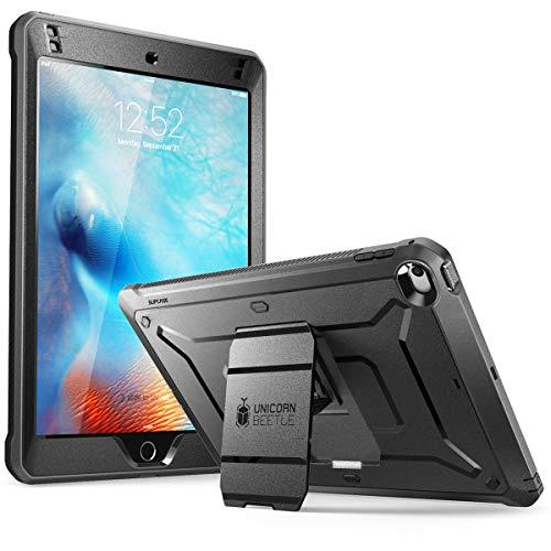 Supcase Unicorn Beetle Pro Series Design for iPad Mini 5 Case, with Built-in Screen Protector Full-Body Rugged Kickstand Hybrid Case for iPad Mini 5 (2019 Release) & iPad Mini 4 (Black)