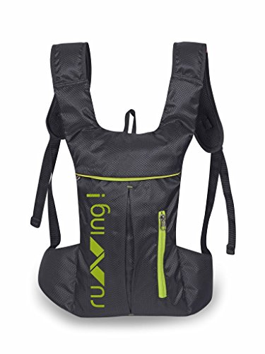 NIVIA 'Running' Bag Black