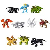 Dragons 3 - 6045161 - Jeu enfant - Figurine à collectionner - Figurine Mystere...