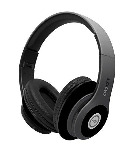 iJoy Matte Finish Premium Wireless Headphones