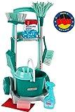 Klein - 6562 - Jeu d'imitation - Chariot de ménage Leifheit avec accessoires