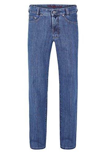 Joker Jeans Clark 2242 Blue Jeans, Stoned Blue, 38W / 32L