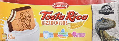 Tosta Rica Galletas Bizcochitos, 125g