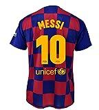 Maillot 1ère équipe FC. Barcelona 2019-20 - Réplique Officielle...