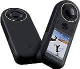 アクションカメラ 360度カメラ KANDAO QooCam8K 世界最小の8K360度カメラ 360度webカメラ機能付き