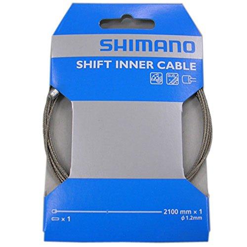 シマノ(SHIMANO) シフトインナーケーブル SUS 2100mm×φ1.2mm Y60098911
