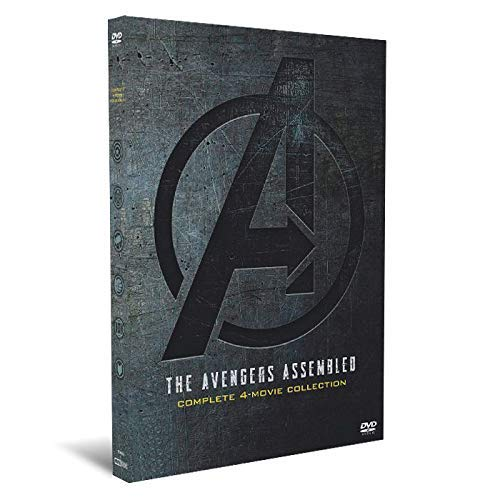Avengers Collection 1-4 US Version