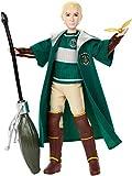Bambola di Draco Malfoy che gioca a Quidditch