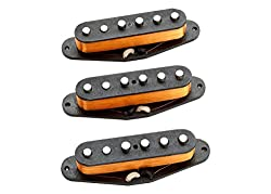 Seymour Duncan California Strat Pickup Set Review