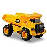 Caterpillar- Camion Benne Power Haulers Sons et Lumière 30 cm Véhicule de...