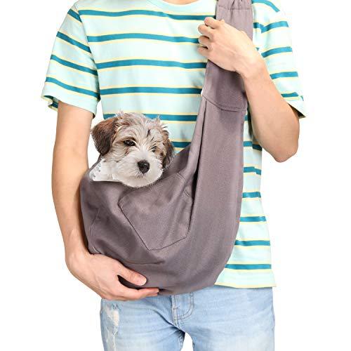 """Ownpets 2018 Newes Upgrade Hundetransporttasche Hundetragetuch für Haustier Hund Katze Bequem, Wendbar, Verstellbar, für Kleine & Mittelgroße Haustiere, Perfekt für Outdoor-Aktivitäten - \""""EINWEG\"""""""