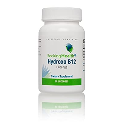 NUTRIENTS INCLUDED in each hydroxocobalamin B12 lozenge support cognitive health* PROVIDES NEURAL DETOXIFICATION support via the B12 vitamins SUPPORTS HEALTHY DNA synthesis and replication with hydroxocobalamin along with folate* HYDROXOCOBALAMIN sup...