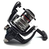 Shimano CATC3000HGFD Catana 3000 Spinning Reel, RH, 2BB + 1RB, 6.2:1
