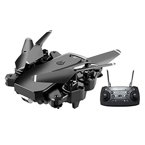 FITYLE S60 Drone con 4K 1080P Macchina Fotografica Doppia, WiFi FPV Drone per Adulti con 4K HD Ampio Angolo di Macchina Fotografica 2000Mah Lungo Tempo di - 4K 3 Batteria