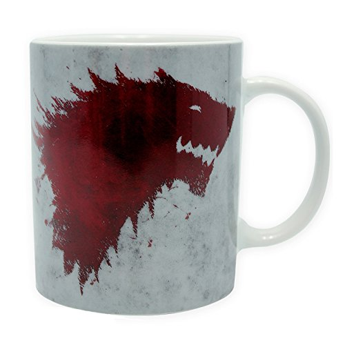 ABYstyle Taza GAME OF THRONES The North Remembers 320 ML