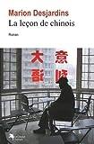 La leçon de chinois