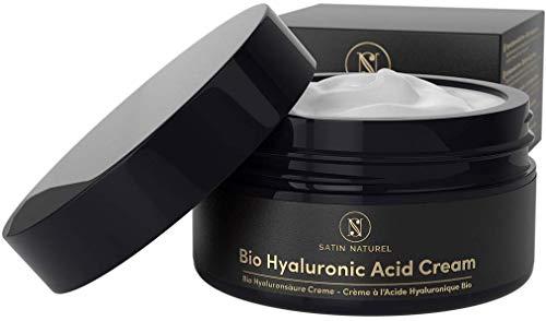 Crema Facial de Acido Hialuronico ORGÁNICO 100ml - Vegano d