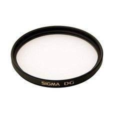 Sigma EX DG - Filtro de protección UV para objetivo de 67 mm, montura negra