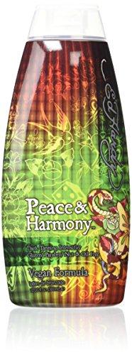 Ed Hardy Peace & Harmony Tanning Intensifier Bronzing Moisturizer Lotion 10 Oz