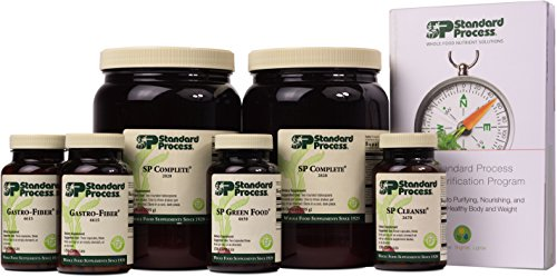 Standard Process - Purification Kit with SP Complete and Gastro-Fiber 1