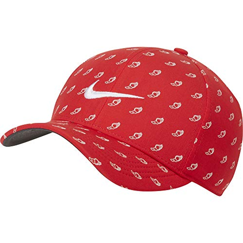 Nike New Aerobill Classic99 2020 US Open Winged Foot Hat University Red M/L