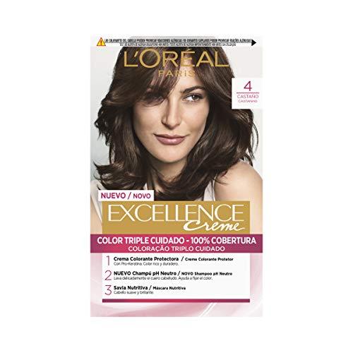 L'Oréal Paris Excellence Coloración Crème Triple Protecci