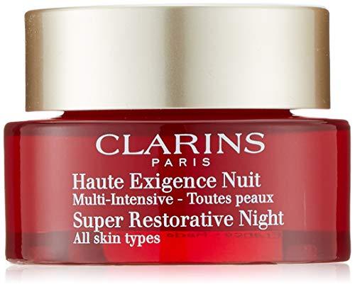 Clarins Super Restorative Night Cream for Unisex,...