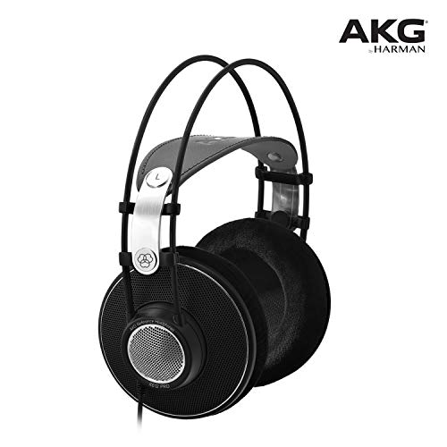 AKG Reference Studio Headphones  K612PRO 【国内正規品】 テンテンコ の愛用ヘッドフォンは「AKG K612 Pro」【徹底解説】音楽のプロが使用するヘッドフォン特集!ミュージシャン、作曲家、エンジニアが使用するDTMや作曲・編曲にオススメのヘッドフォン・イヤホンの紹介!